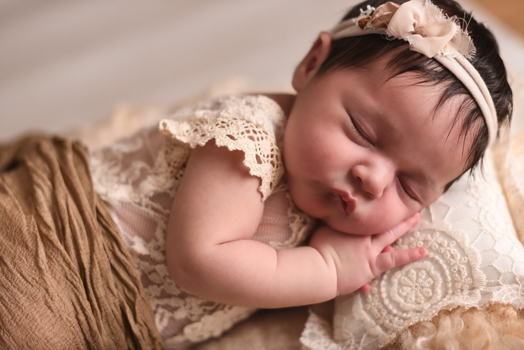 photo artistique bébé Fronton