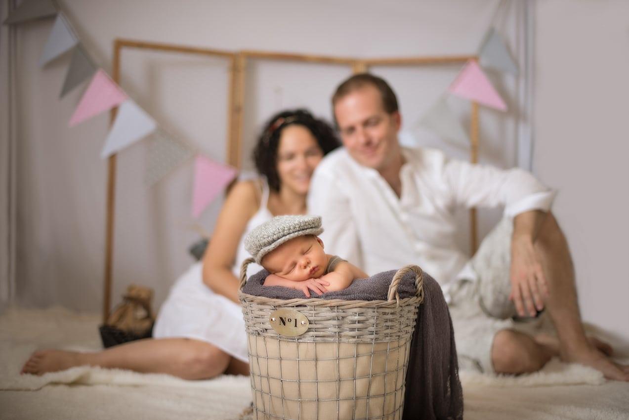 Séance photo famille et nouveau né Montauban