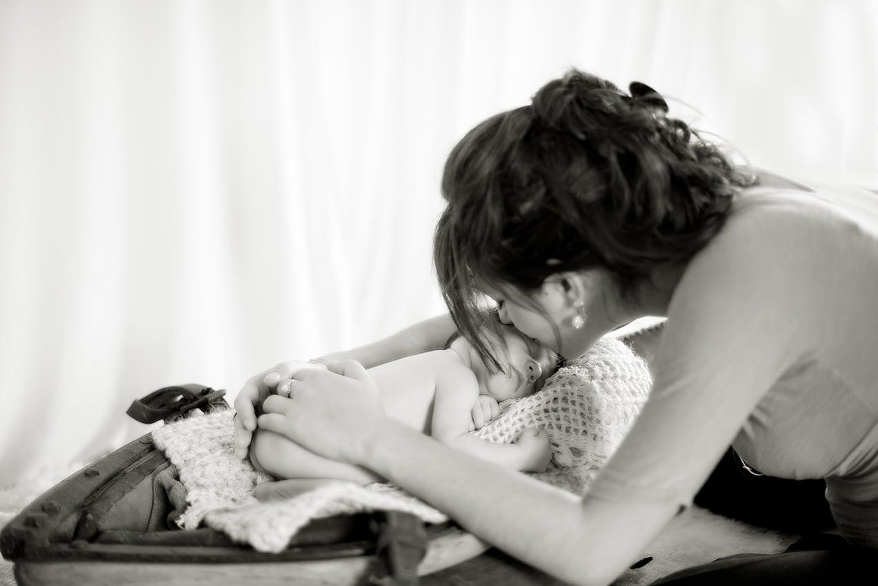 Photographe bébé maman Montauban