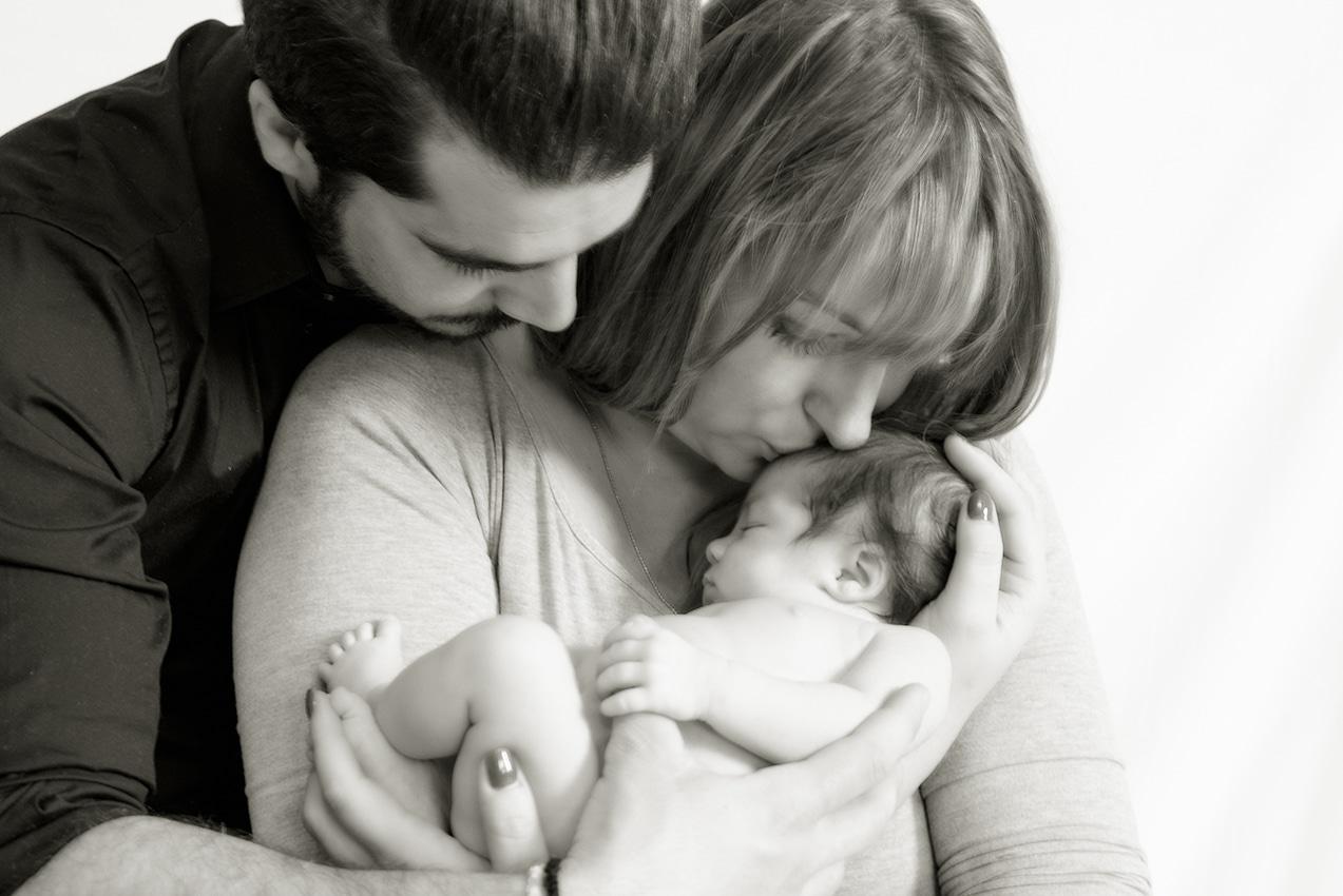 Photographe bébé Papa Maman Montauban