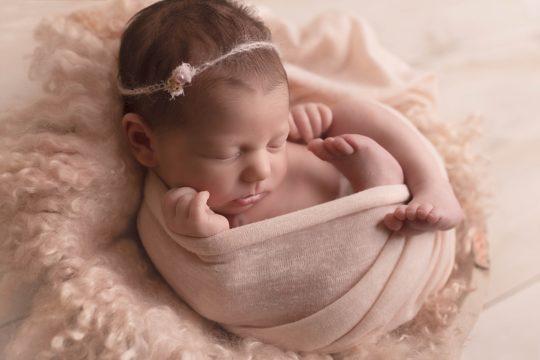 photo bébé fille Toulouse