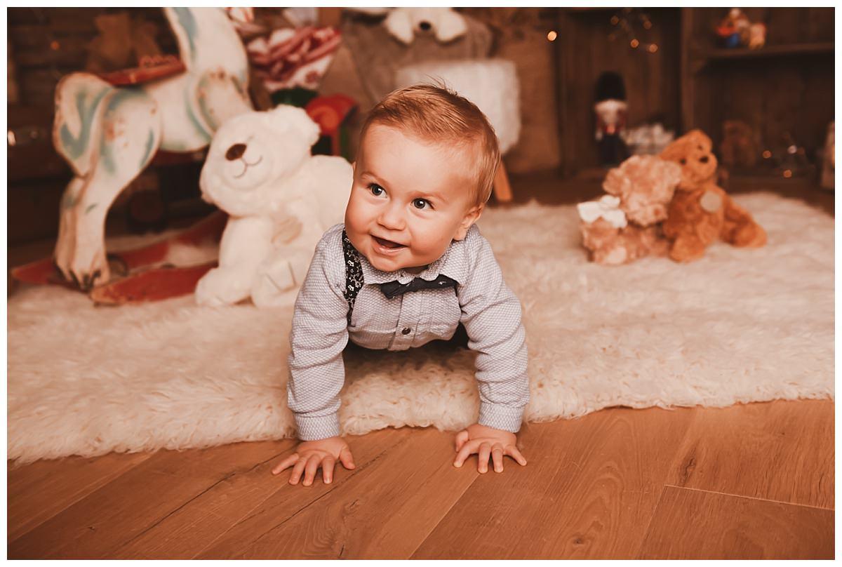 photo enfant Noel
