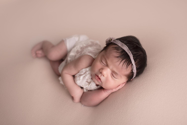 photographe bébé fille Toulouse