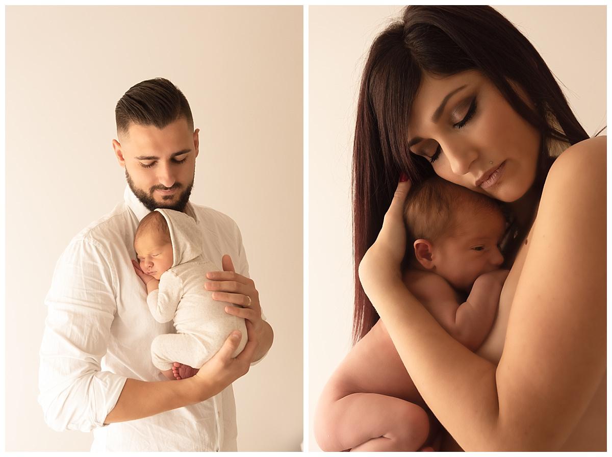 photographe bébé naissance Toulouse